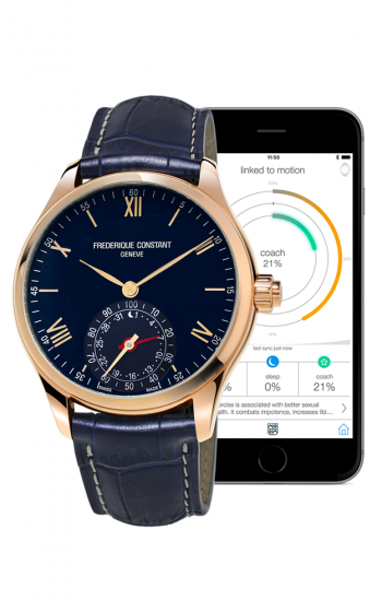 Frederique Constant Horological Smartwatch FC-285N5B4 product image