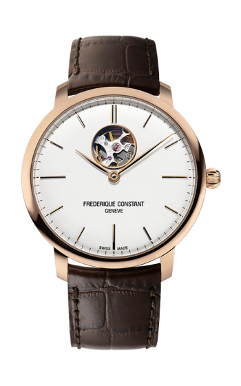 Frederique Constant Manufacture Slimeline Heart Beat Watch FC-312V4S4 product image