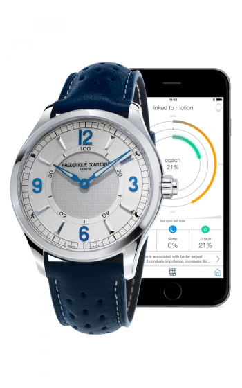 Frederique Constant Horological Smartwatch Gents Notify FC-282AS5B6 product image