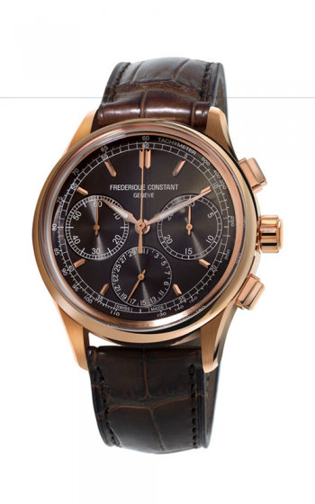 Frederique Constant Manufacture Flyback Watch FC-760DG4H4 product image