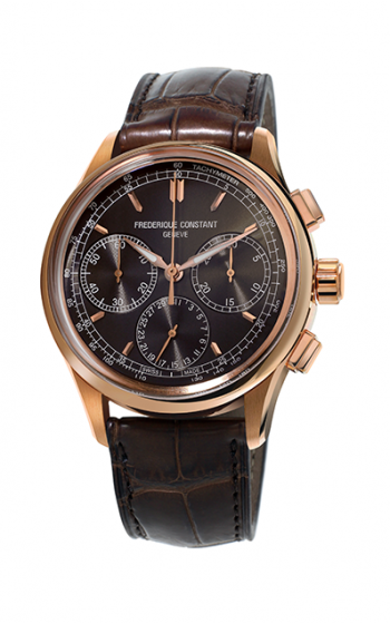 Frederique Constant Manufacture Flyback Watch FC-760DG4H9 product image