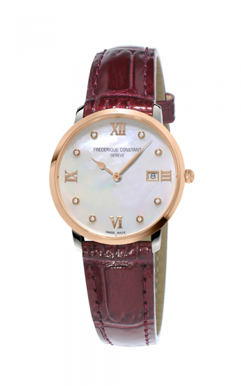 Frederique Constant Classics Slimline Ladies Grande Watch FC-220MPWD3S2  product image
