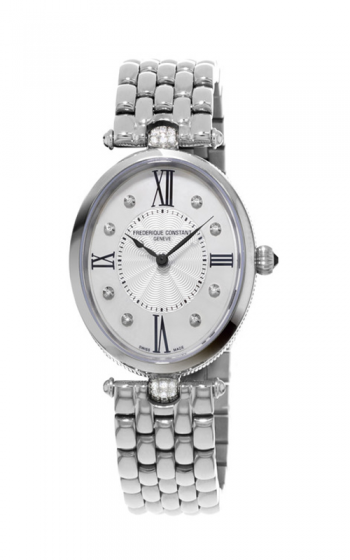 Frederique Constant Classics Art Deco Oval Grande Watch FC-200MPWD3VD6B product image