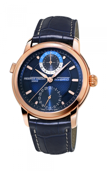 Frederique Constant Manufacture Classic Hybrid Watch FC-750N4H4 product image