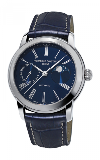 Frederique Constant Manufacture Classic Moonphase Watch FC-712MN4H6 product image