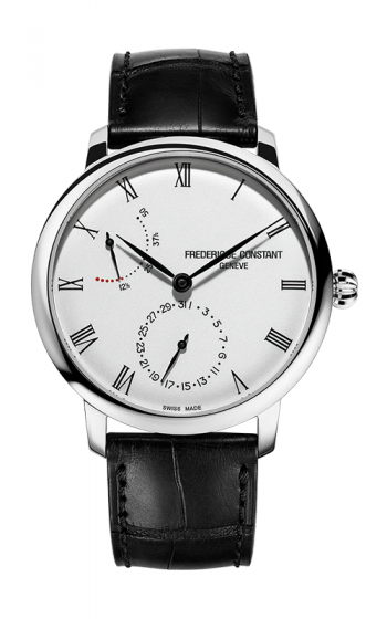 Frederique Constant Manufacture Slimline Power Reserve Watch FC-723WR3S6 product image