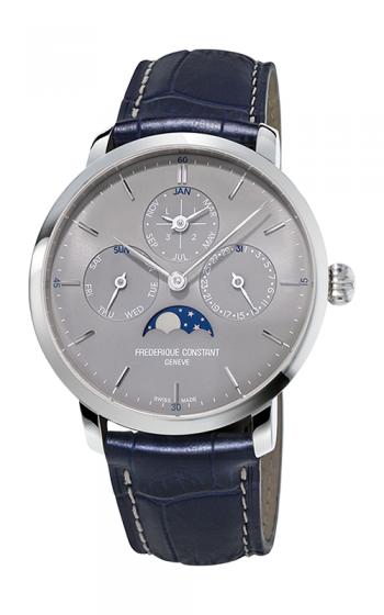 Frederique Constant Manufacture Slimline Perpetual Calendar Watch FC-775G4S6 product image