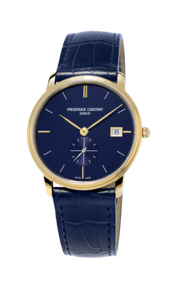 Frederique Constant Slimline Gents Small Second Watch FC-245N4S5  product image