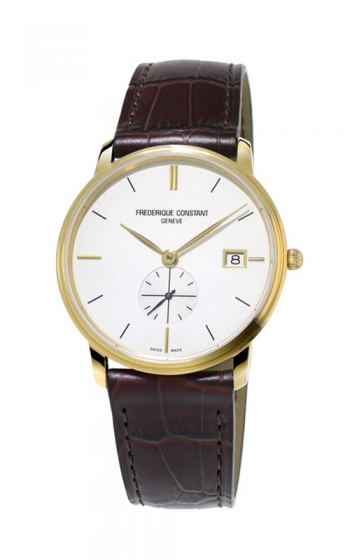 Frederique Constant Slimline Gents Small Second Watch FC-245V4S5 product image