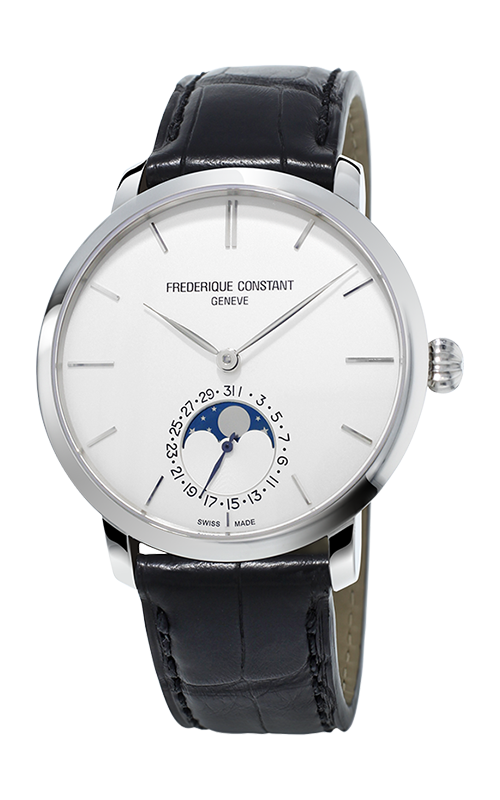 Frederique Constant  Slimline Moonphase Watch FC-705S4S6 product image