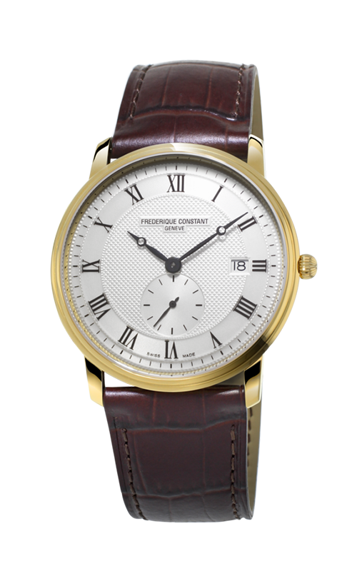 Frederique Constant  Gents Small Seconds Watch FC-245M5S5 product image