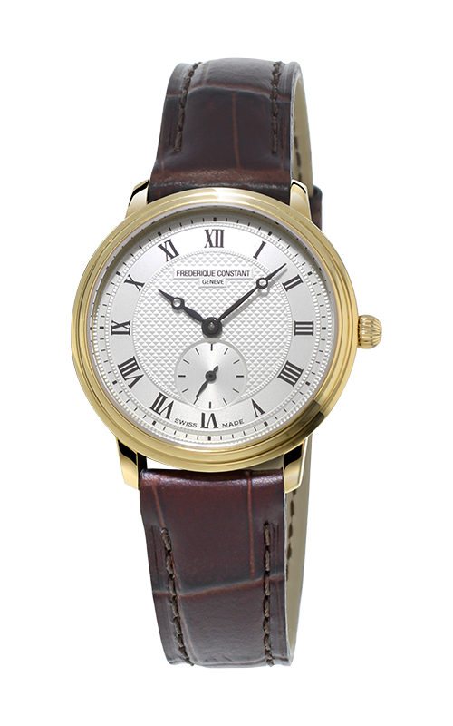 Frederique Constant Slimeline Ladies Small Seconds Watch FC-235M1S5 product image