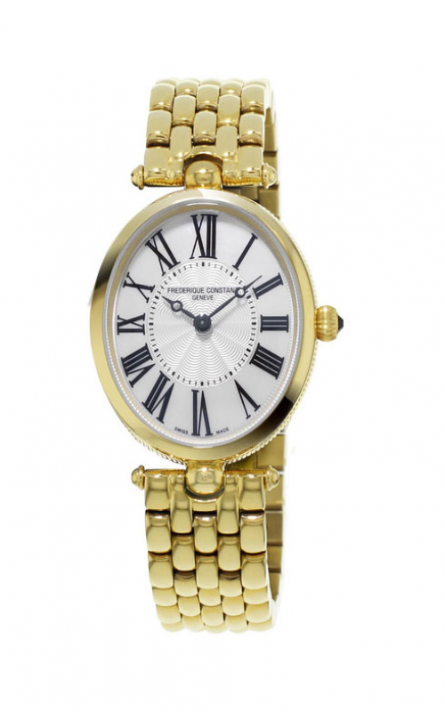 Frederique Constant  Art Deco Oval Watch FC-200MPW2V5B product image