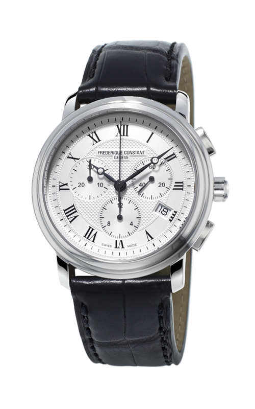 Frederique Constant Classics Chronograph Watch FC-292MC4P6 product image