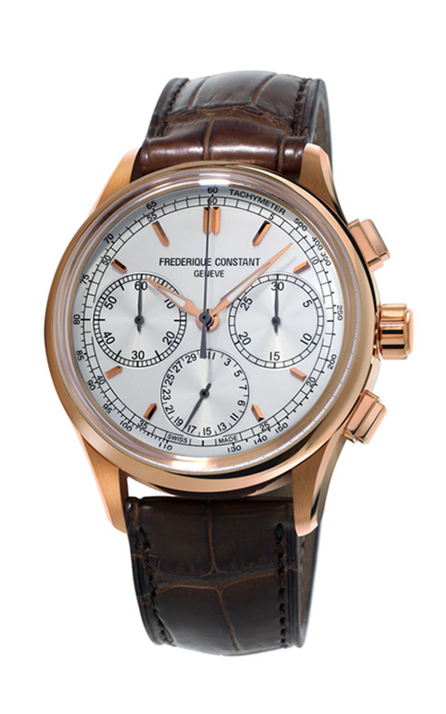 Frederique Constant  Flyback Chronograph Watch FC-760V4H4 product image