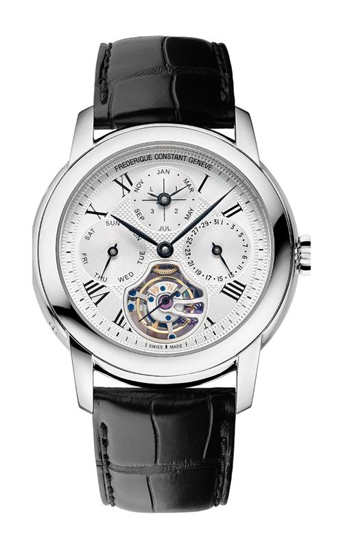 Frederique Constant  Classic Tourbillon Perpetual Calendar Watch FC-975MC4H6 product image