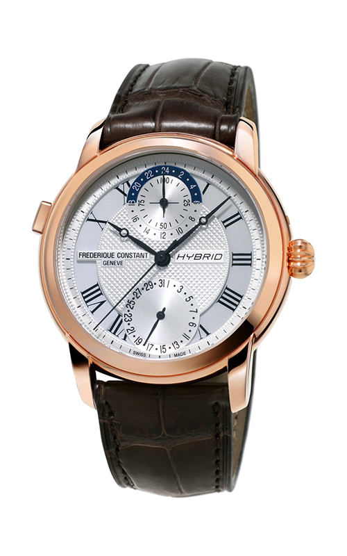 Frederique Constant  Classic Hybrid Watch FC-750MC4H4 product image