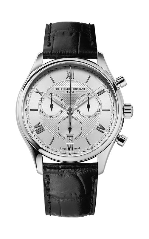 Frederique Constant Classics Chrono Quartz Watch FC-292MS5B6 product image