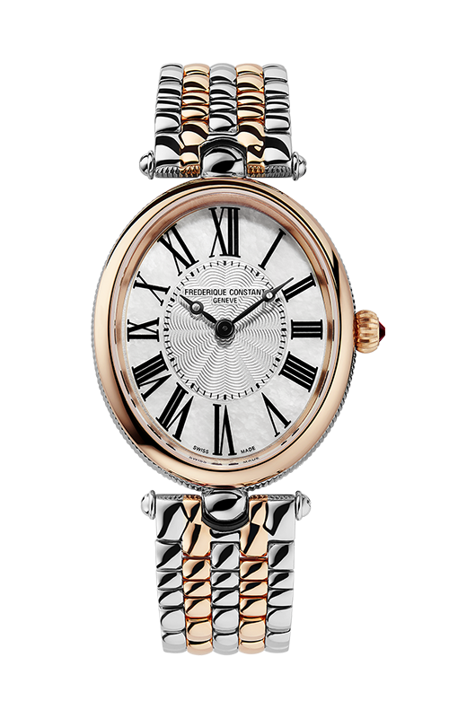 Frederique Constant  Art Deco Oval Watch FC-200MPW2V2B product image