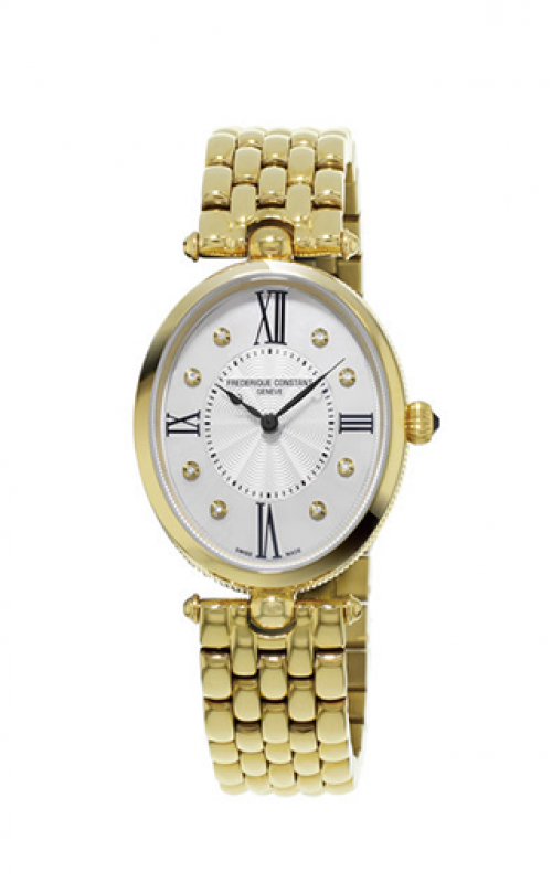 Frederique Constant  Art Deco Oval Grande Watch FC-200MPWD3V5B product image