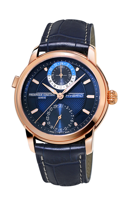 Frederique Constant  Classic Hybrid Watch FC-750N4H4 product image