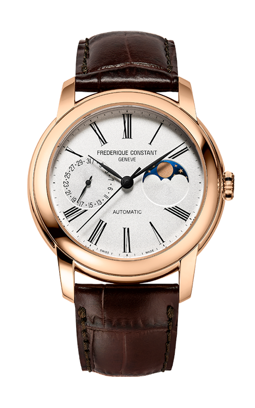 Frederique Constant Manufacture Classic Moonphase Watch FC-712MS4H4 product image