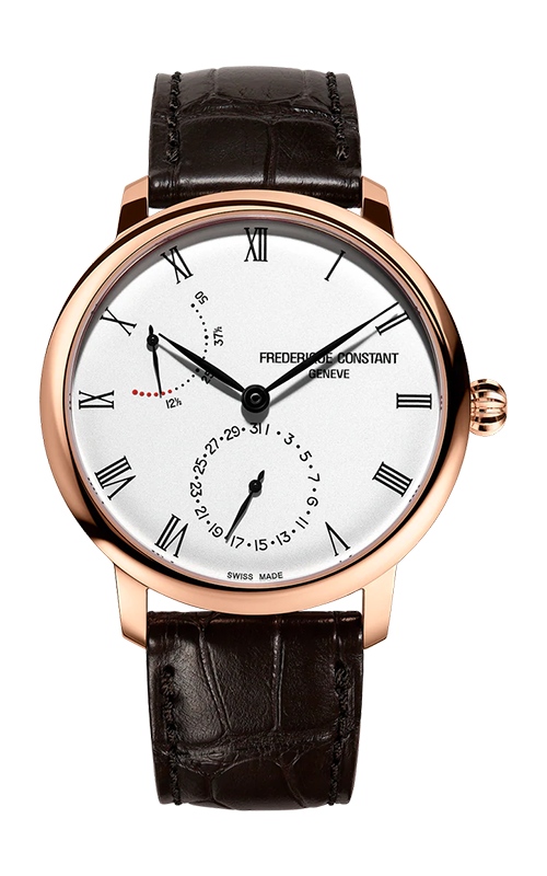 Frederique Constant  Slimline Power Reserve Watch FC-723WR3S4 product image