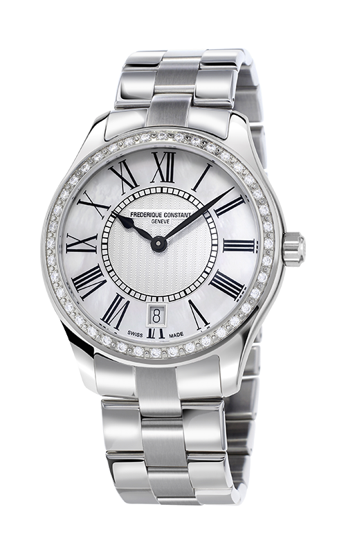 Frederique Constant Quartz Ladies Quartz Watch FC-220MPW3BD6B product image