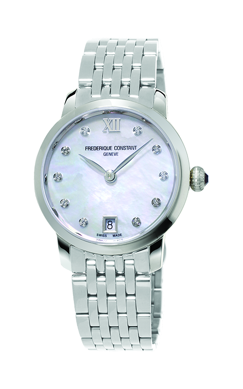Frederique Constant  Slimline Watch FC-220MPWD1S26B product image