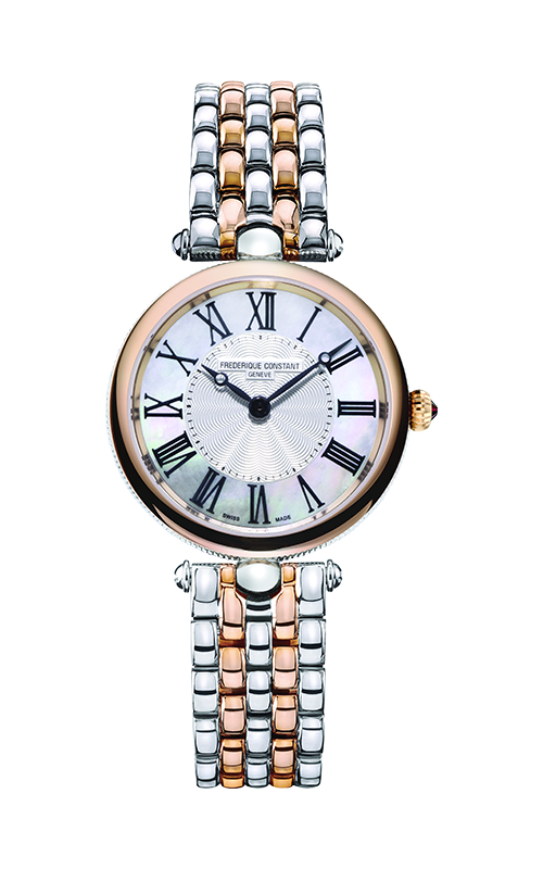 Frederique Constant  Art Deco Round Watch FC-200MPW2AR2B product image