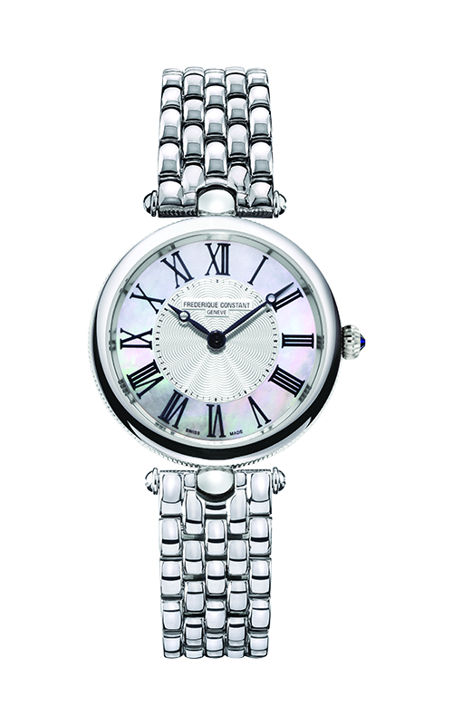 Frederique Constant Classic Art Deco Round Watch FC-200MPW2AR6B product image