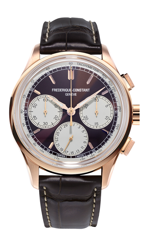 Frederique Constant Manufacture Flyback Chronograph Watch FC-760CHC4H4 product image