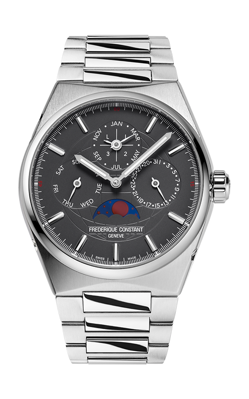 Frederique Constant  Perpetual Calendar Manufacture Redbar Limited Edition FC-775RB4NH6B