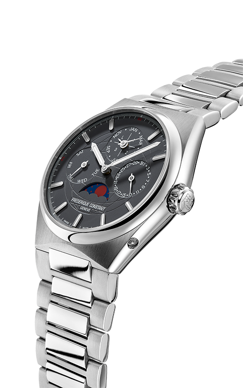 Frederique Constant  Perpetual Calendar Manufacture Redbar Limited Edition FC-775RB4NH6B 3