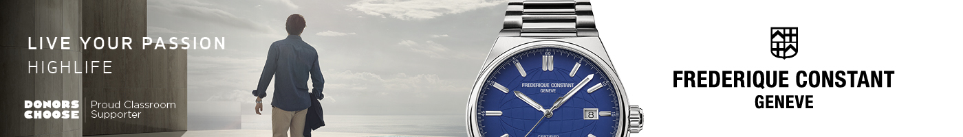 Frederique Constant Men's Watches