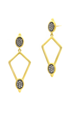 Freida Rothman Contemporary Deco Earring CDYKZE37 product image
