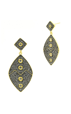 Freida Rothman Contemporary Deco Earring CDYKZE09 product image
