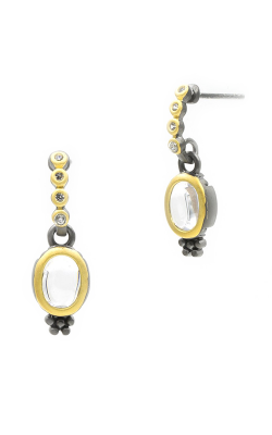 Freida Rothman Contemporary Deco Earring CDYKZE50 product image