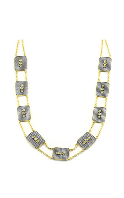 Freida Rothman Contemporary Deco Necklace CDYKZN03-20 product image