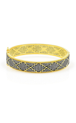 Freida Rothman Contemporary Deco Bracelet CDYKZB13-H product image