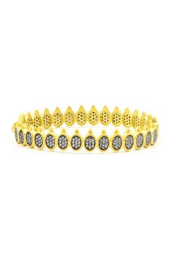 Freida Rothman Contemporary Deco Bracelet CDYKZB38-H product image