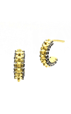 Freida Rothman Contemporary Deco Earrings YRZE020301B product image