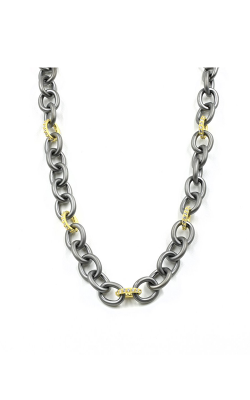 Freida Rothman Contemporary Deco Necklace YRZ070129B-18-1 product image