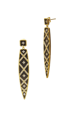 Freida Rothman FR Signature Earrings YRZE020181B product image