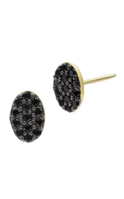 Freida Rothman FR Signature Earrings YRE020172B-BK product image