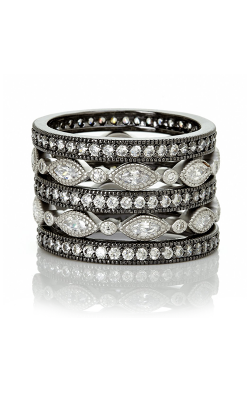 Freida Rothman FR Signature Fashion Ring PRZR0980B-5 product image