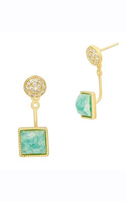 Freida Rothman Amazonian Allure Earrings AAYZAME15 product image
