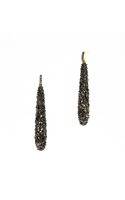 Freida Rothman Rose D'Or Earrings RDYKZGE08 product image