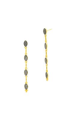 Freida Rothman Fleur Bloom Earrings FBYKZE03 product image