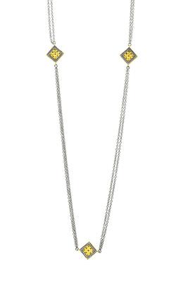 Freida Rothman Lattice Motif Necklace LMYKZN08-60 product image